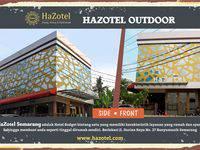 Hazotel Semarang di Semarang/Semarang