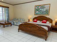 ZenRooms Jimbaran Pantai Kedonganan Bali - Double Room Regular Plan