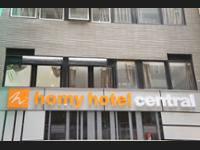 Homy Hotel Central di Hong Kong/Hong Kong