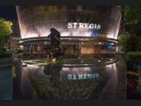 The St. Regis Singapore di Singapore/Singapore
