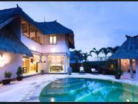Hacienda Bali - Vila, 1 kamar tidur, kolam renang pribadi Diskon!