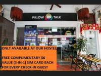 Pillow Talk Hostel di Singapore/Singapore