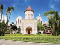 Goodwood Park Hotel di Singapore/Singapore