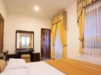 Villa Gerbera II Istana Bunga Lembang Bandung - 3 Bedroom Villa Regular Plan