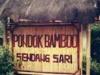 Pondok Bamboo Sendangsari di Wonosobo/Garung