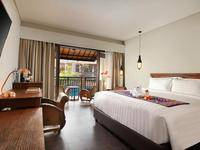 Best Western Premier Agung Resort Ubud Ubud - Deluxe Room with Pool View Minimum Stay 3 nights