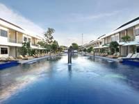 Hotel Ombak Paradise di Lombok/Gili Air