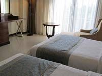 Asmila Hotel Bandung - Deluxe Twin Room with Breakfast Regular Plan
