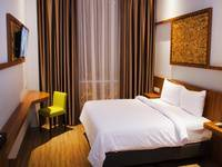 Ayola First Point Pekanbaru Pekanbaru - Deluxe Room Regular Plan