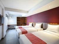 Swiss-Belhotel Belexpress Kuta Legian Bali - Express Triple Room Early Bird Discount 20%