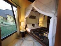 Hotel Uyah Amed - Pemandangan laut laut Bungalow AC Save 5 %