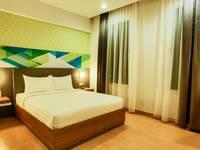 Evo Hotel Pekanbaru Pekanbaru - Superior Double Room Regular Plan