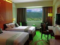 Grand Allison Hotel Sentani - Deluxe Twin Room Only Promo Funtastic