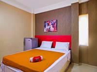 RedDoorz near Cilandak Town Square Jakarta - RedDoorz Room Regular Plan