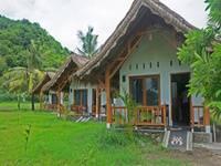 Avatar Raja Bungalow Gili Asahan Sekotong di Lombok/Sekotong