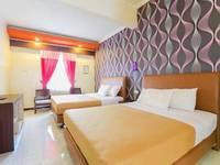 New Cahaya Hotel Syariah Surabaya - Family Room Regular Plan