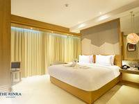 The Rinra Makassar - Deluxe Double Bed SPESIAL DISCOUNT THIS MONTH