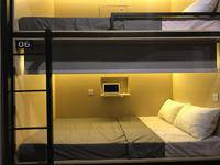 InnBox Capsule Hotel Jember - Double Bed Female Dorm (Khusus Wanita) Regular Plan