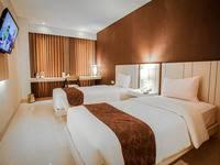 Saka Hotel Premiere Medan - Deluxe Twin Save 10%