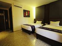 Zia Boutique Hotel Batam - Kindness Twin Room Only Last Minute Deal!