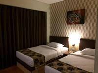 Palmy Hotel Berau - Standar Twin Room Regular Plan