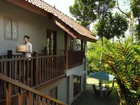 Plataran Borobudur Magelang - Duplex Royal Suite Regular Plan