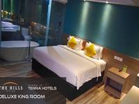 The Hills Batam Batam - Deluxe King Room Special Promo 10% OFF