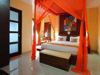 Jimbaran Lestari Culture Villa Bali - Deluxe Double Special Offer 18% OFF Minimum 3 Nights