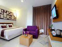Lombok Plaza Hotel & Convention Cakranegara - Cabans Room with Balcony Welcome August