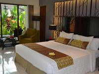 The Graha Cakra Bali Hotel Bali - Kamar Deluxe Regular Plan