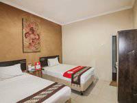NIDA Rooms Yogyakarta Timoho - Double Room Double Occupancy NIDA Fantastic Promo